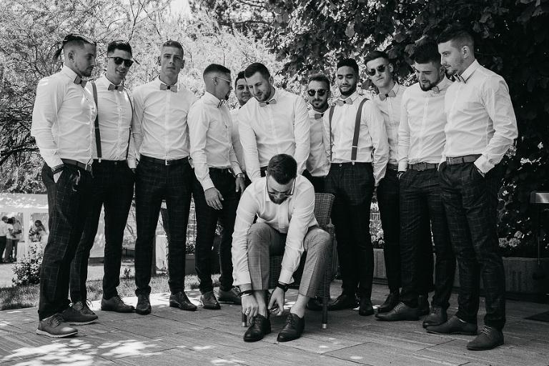 photographe mariage alsace wesserling préparation marié